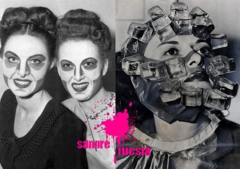 Sangre Fucsia 116 - Maquillaje fucsia