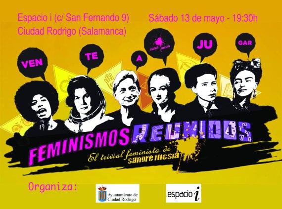 Presentación en Ciudad Rodrigo