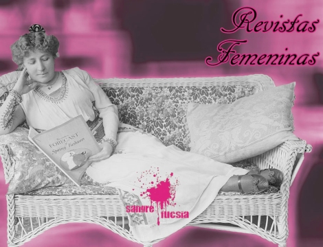 Sangre Fucsia - Revistas Femeninas