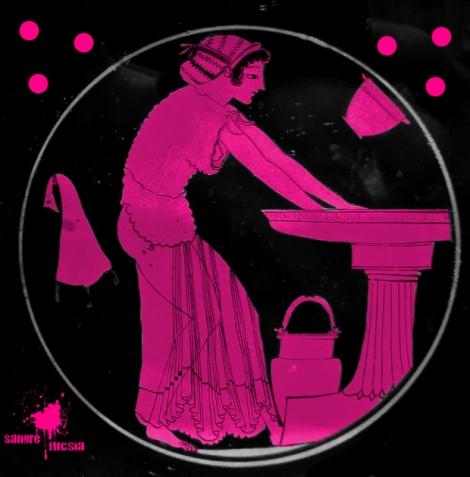 Sangre Fucsia - Mujeres en la Gercia clásica